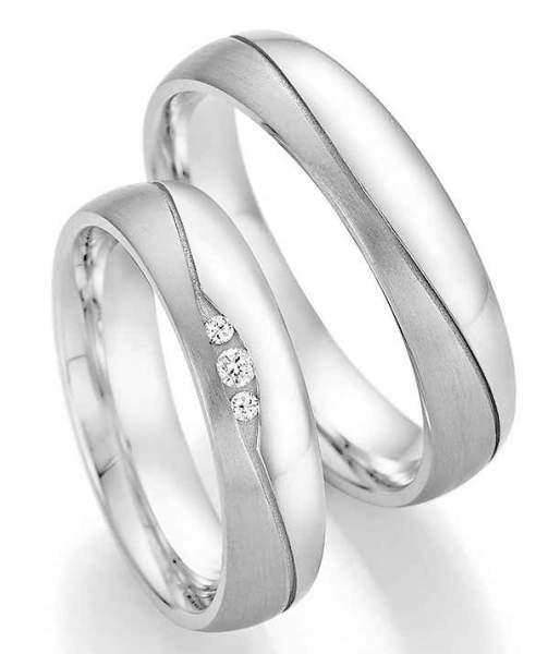 Verlobungsringe Silver Dreams Brillant 55-30150