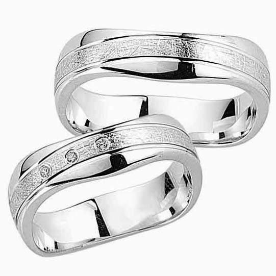 Verlobungsringe Silber Zirkonia Cilor G146