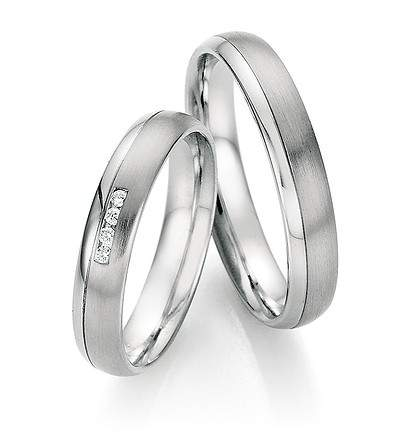 Verlobungsringe Steel Basics Brillant 88-22170