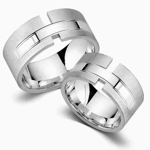 Verlobungsringe Silber Cilor G4