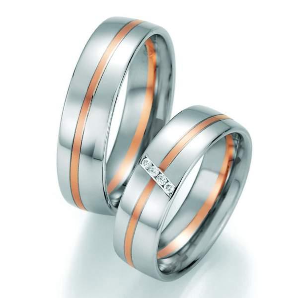 Trauringe Gold Honeymoon Variation Brillant 66-40090