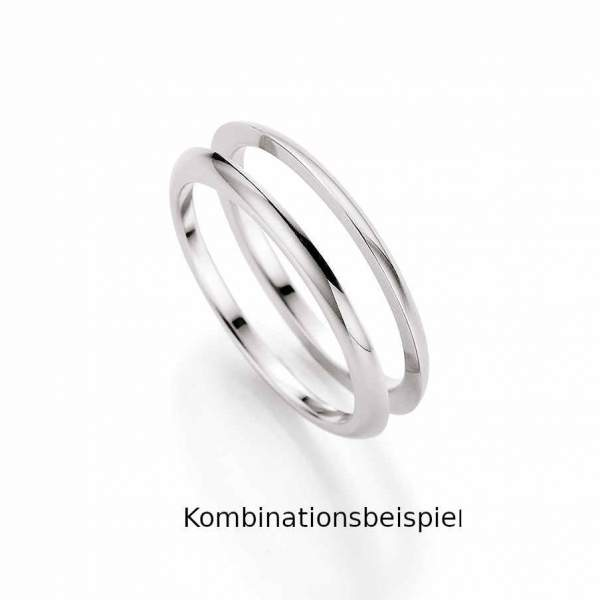 Beisteckring Platin Marry Me 50-00300