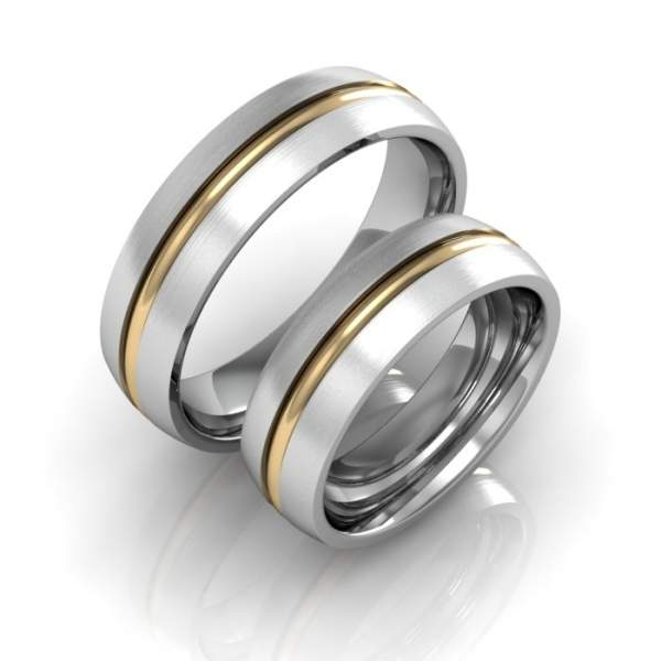 Verlobungsringe Silber ID894